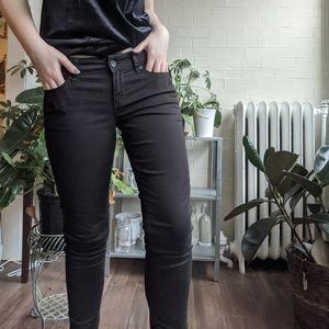 NWOT Hot Topic Love Sick Black Skinny Jeans